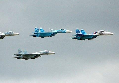 Российская авиация в Крыму
