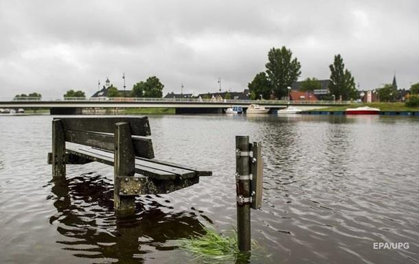 Территория Нидерландов исчезнет