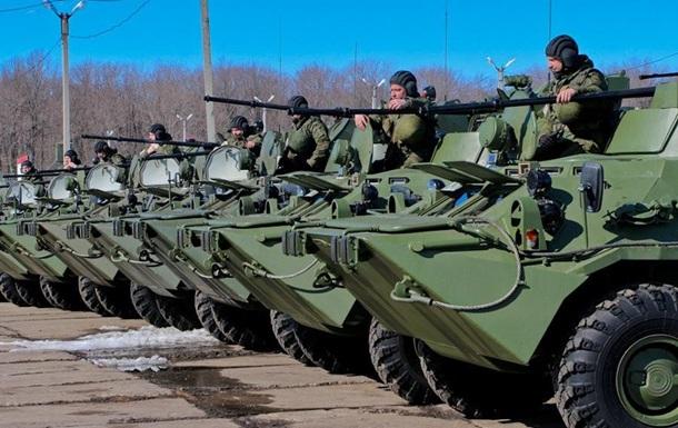 Россия перебрасывает на запад бригады мотострелков