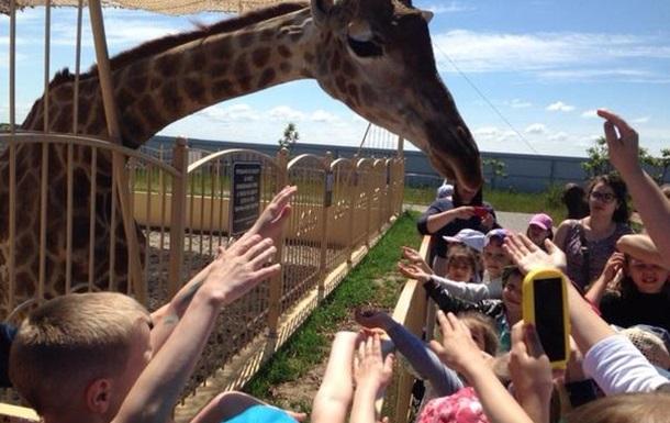 Діти з «Отчого дому» та «Барвінку» побували у зоопарку