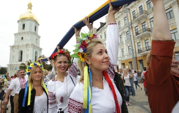 Половина украинцев за мир с Донбассом - опрос