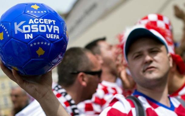 Сборная Косово проведет свой первый матч в истории