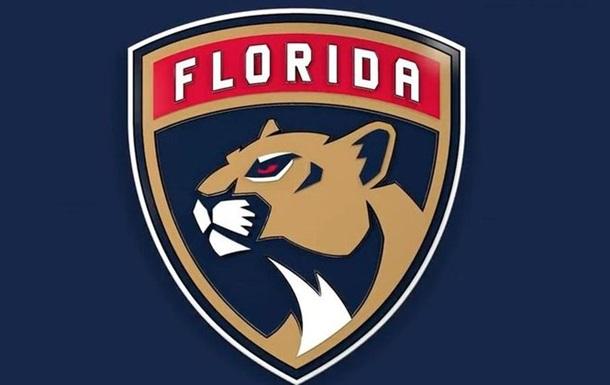 НХЛ. Флорида представила новую форму и лого
