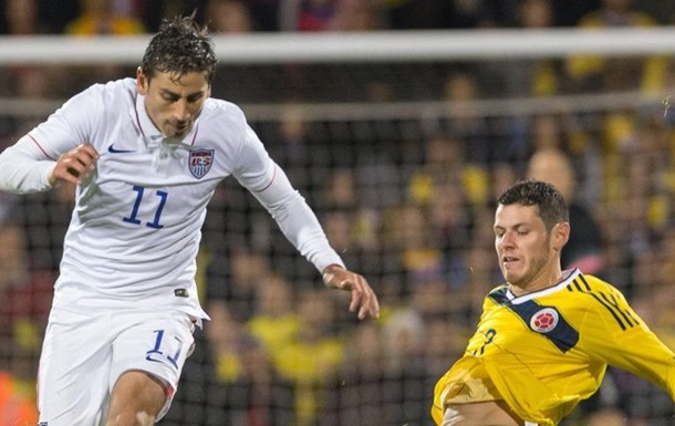 Копа Америка - 2016. Колумбия сильнее США