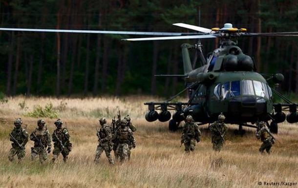 Польша увеличит армию за год на 50 тысяч человек