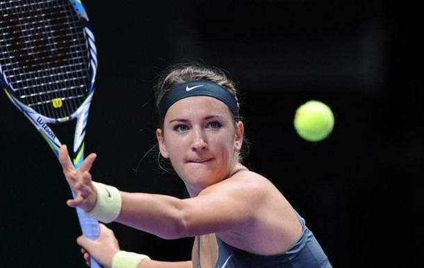 Азаренко снялась с турнира в Ноттингеме