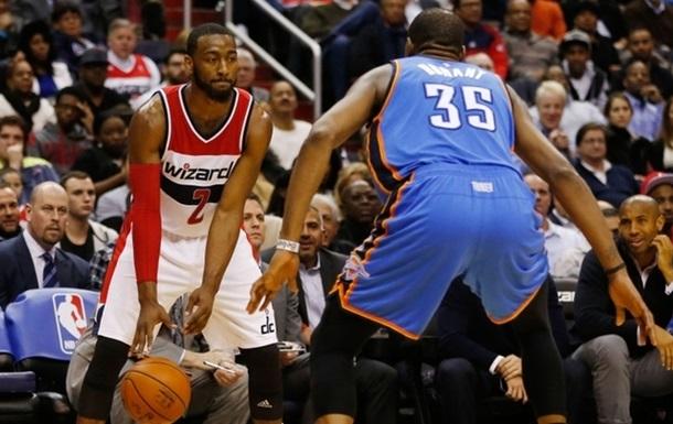 НБА. Уолл хочет переманить Дюранта в Вашингтон