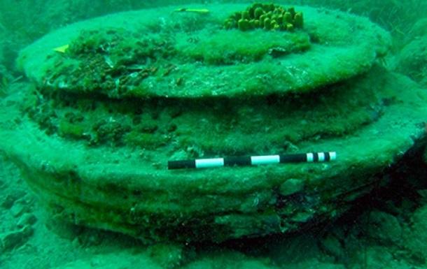 Древний город на морском дне построен не людьми - ученые