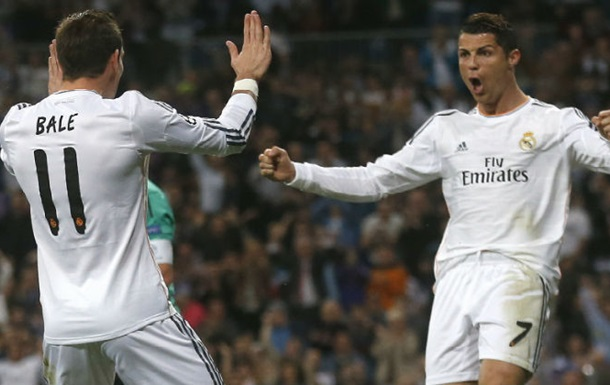 Реал продлит контракты с Роналду, Бэйлом, Иско и Пепе