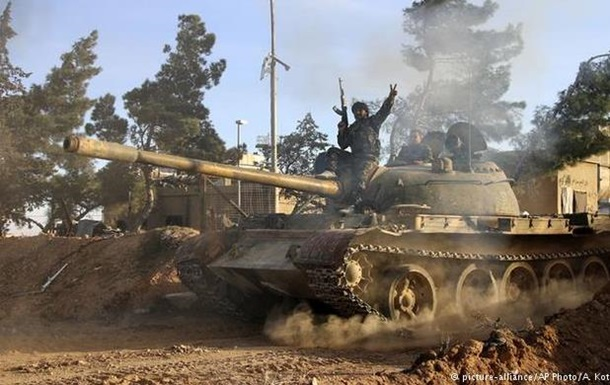 Сирийская армия вошла в провинцию Ракка