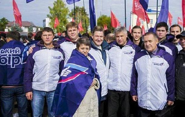 Чернигов: «коммерческие радикалы» пасуют перед общественными активистами