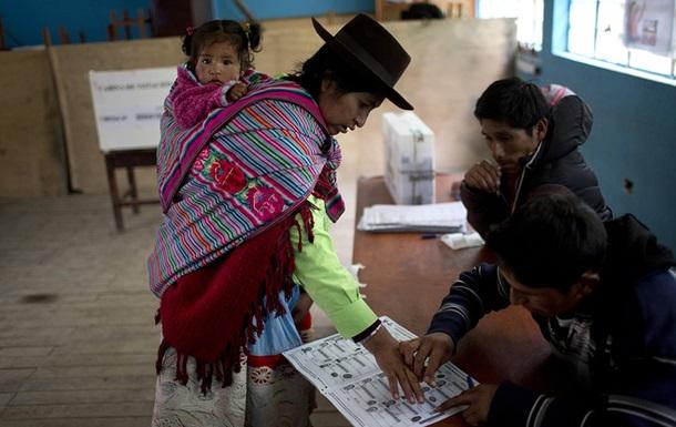 Выборы в Перу: кандидаты ведут борьбу за каждый голос