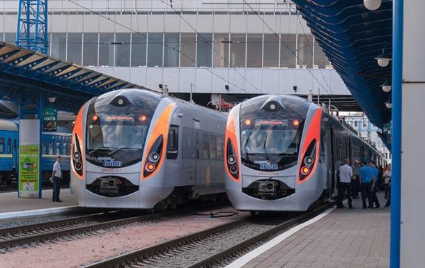 Новый Интерсити запустили из Киева в Херсон