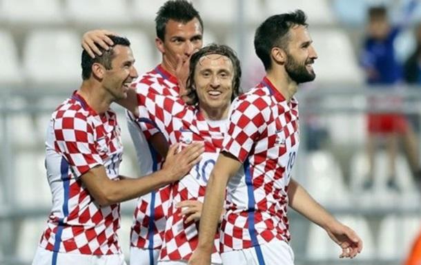 Хорваты побили рекорд результативности