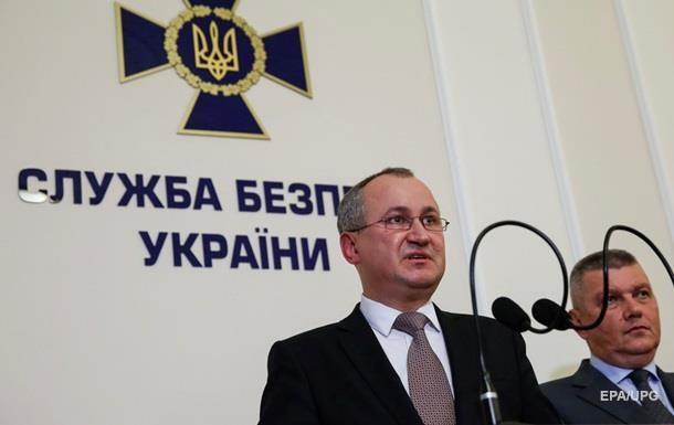 Руководитель СБУ проинформировал оподготовке подрыва СИЗО вКиеве