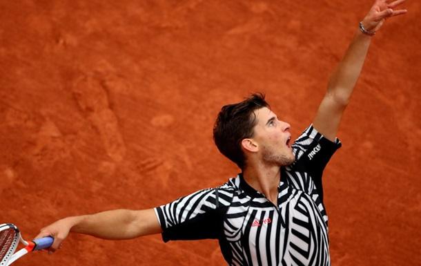 Рейтинг ATP. Тим впервые в карьере вошел в топ-10