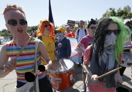 Кияни проти  Маршу Рівності . Як зреагує влада?
