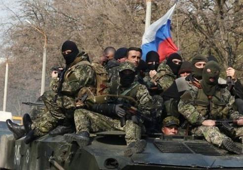 В Новоазовську буянять «неввічливі люди»