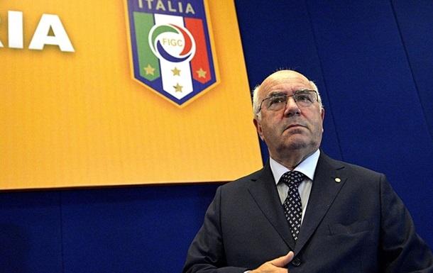 Тавеккіо: Завтра ми назвемо ім я нового наставника збірної Італії