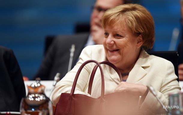 Меркель возглавила список самых влиятельных женщин мира
