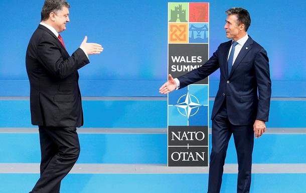 Украина «член» НАТО, но каждый сам за себя