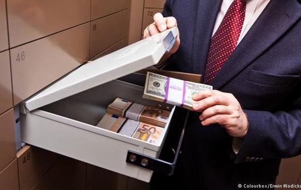 В Австрии в отмывании денег подозревают рекордное число украинцев