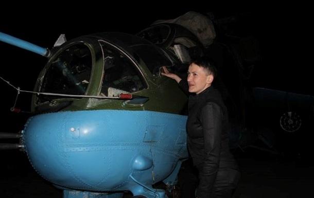 МВД заинтересовалось словами Савченко о диалоге с ЛДНР