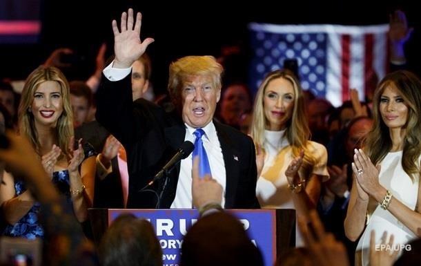 Трамп переміг на праймеріз у Нью-Джерсі