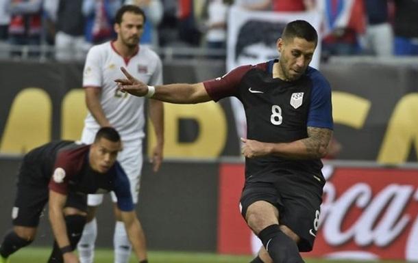Копа Америка: США громлять Коста-Ріку, Колумбія здобуває другу перемогу