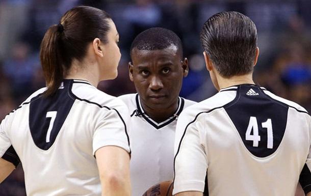 НБА. Арбитры призывают отменить отчеты о судействе за две последние минуты матчей
