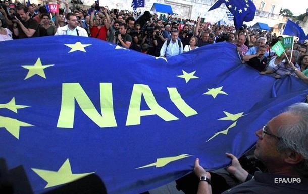 ЕС теряет популярность среди европейцев - опрос