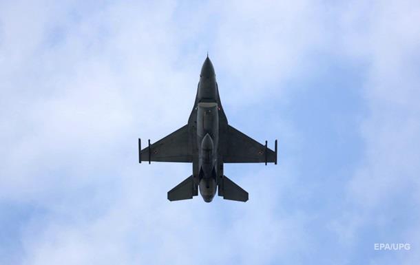 Два истребителя Нацгвардии США столкнулись в воздухе