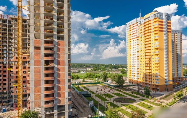 Украина лидирует по падению цен на жилье