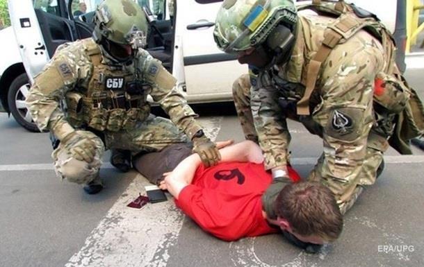СБУ опубликовала переговоры задержанного француза