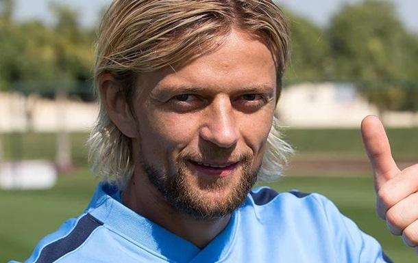 Тимощук попал в сборную ветеранов Евро