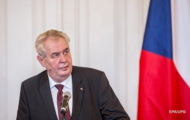 Президент Чехии выступил за признание геноцида армян