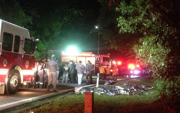ДТП в Бразилии: погибли 16 человек