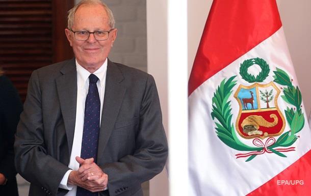 Экс-премьер Перу одержал победу на президентских выборах