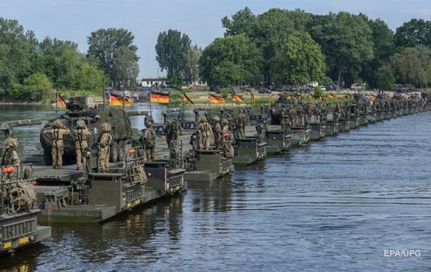 Германия перевооружается из-за ситуации в Украине