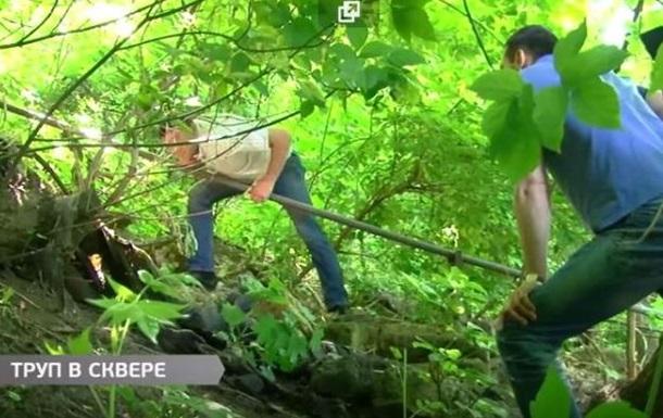 Іноземець знайшов труп в одеському парку