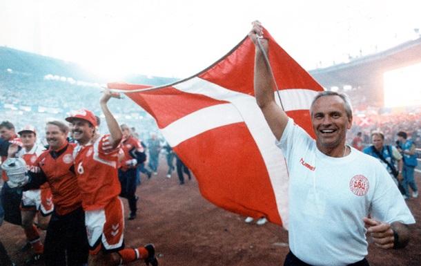 Аутсайдер не проблема. Как датчане и греки выигрывали ЧЕ