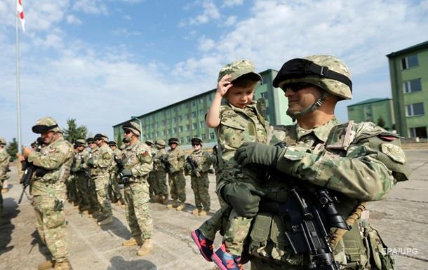 Грузия не приехала на учения НАТО из-за ветрянки