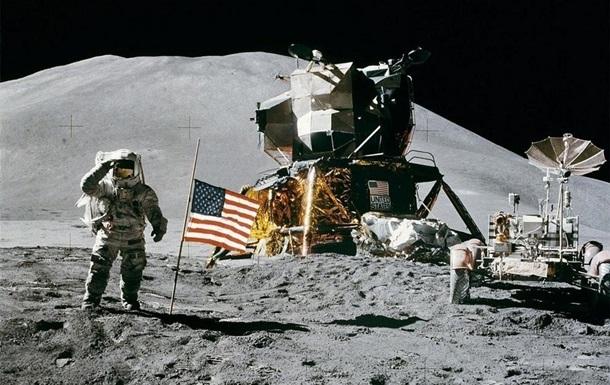 США снова хотят полететь на Луну