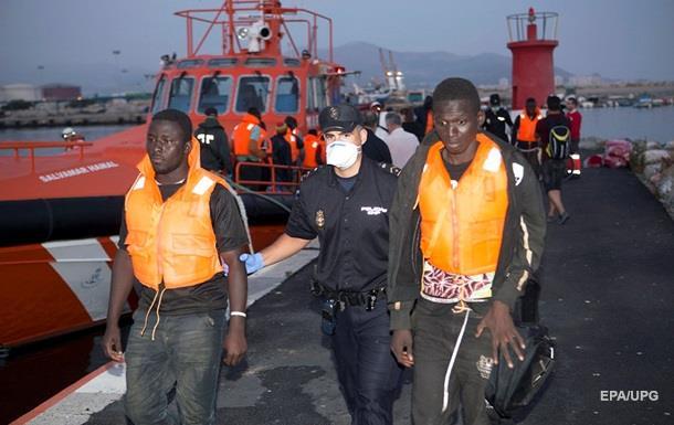 В Италии за контрабанду мигрантов задержали украинцев