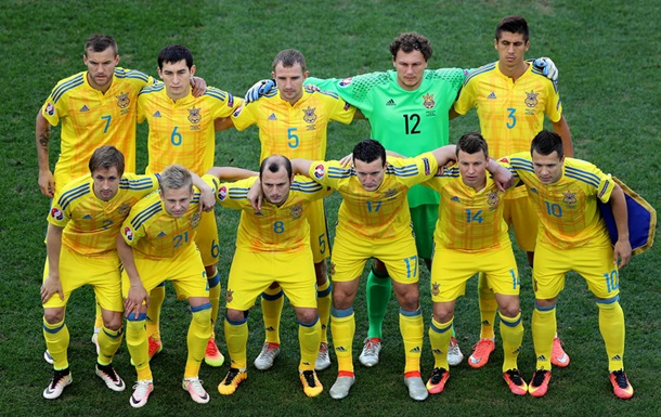 Результат матча Украина - Польша