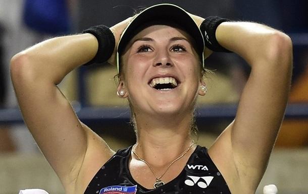 Хертогенбосx (WTA). Бенчич и Младенович вышли в полуфинала