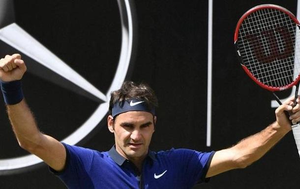 Штуттгарт (ATP).Федерер и Тим разыграют путевку в финал