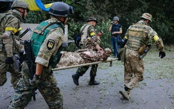 Сутки в Донбассе: двое погибших, еще 10 раненых