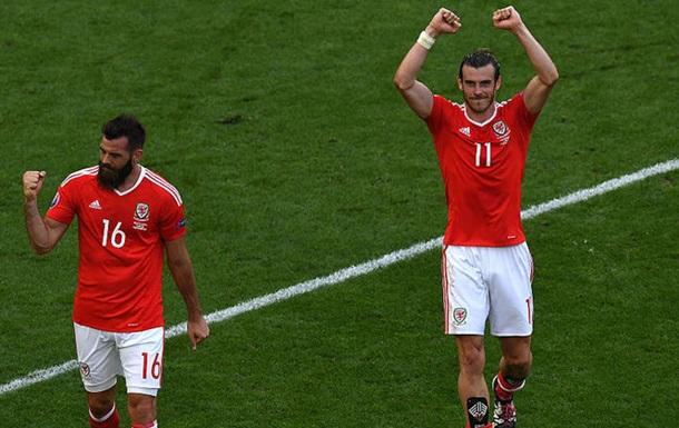 Уэльс переигрывает Словакию