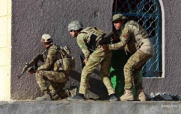 Армия Ирака ведет наступление на ИГ в районе Мосула